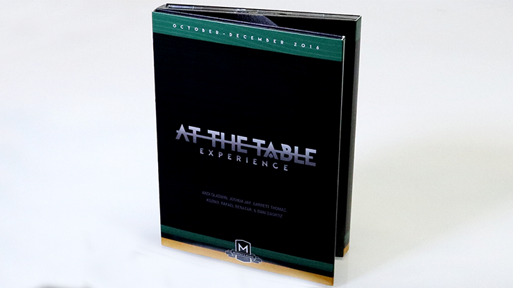 At The Table Live Lecture October-November-December... MagicWorld Magic Shop