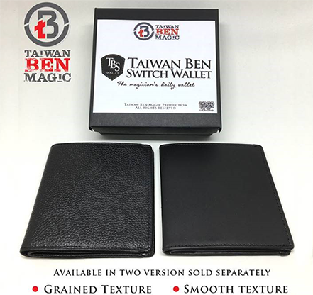 TBS Wallet Reloaded (Smooth Texture)... MagicWorld Magic Shop