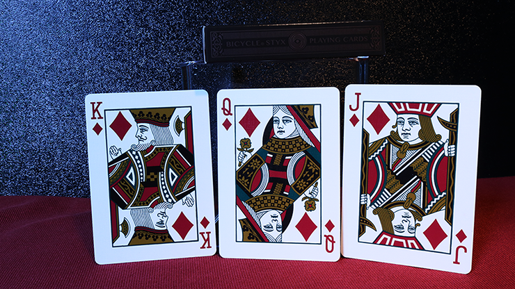Bicycle Styx Playing Cards by US... MagicWorld Magic Shop