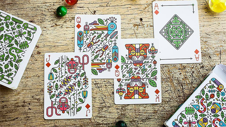 Jungle Playing Cards by Art of... MagicWorld Magic Shop