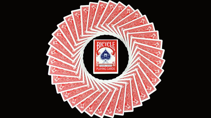 Bicycle Paris Back Limited Edition... MagicWorld Magic Shop
