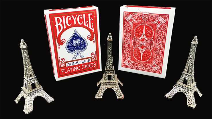 Bicycle Paris Back Limited Edition... MagicWorld Magic Shop
