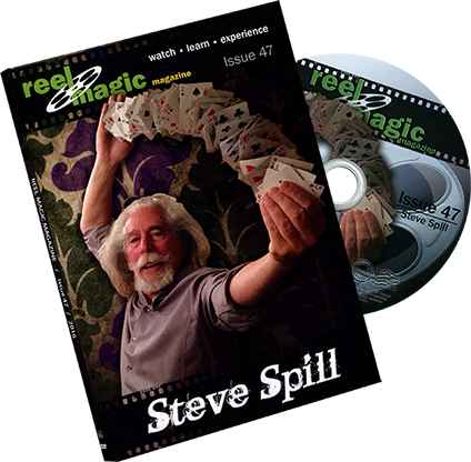 Reel Magic Episode 47 (Steve Spill)... MagicWorld Magic Shop