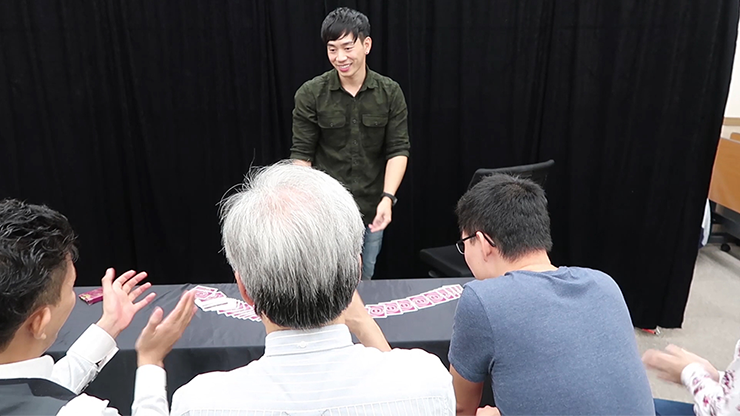 Asia Lecture Tour 2.0 by Alex Pandrea... MagicWorld Magic Shop