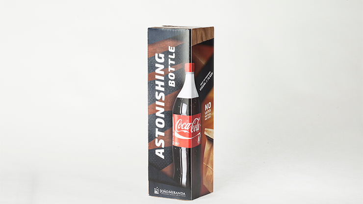 Astonishing Bottle by João Miranda and Ramon Amaral  - Trick