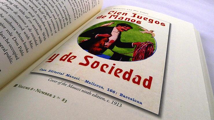 Gibecière 16, Summer 2013, Vol. 8, No. 2 - Book