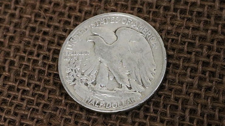 Walking Liberty Half Dollar Single... MagicWorld Magic Shop