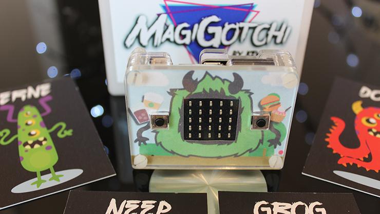 Magigotchi by Kev G - Trick MagicWorld Magic Shop