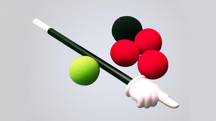 Everlasting Sponge Balls (Gimmick... MagicWorld Magic Shop
