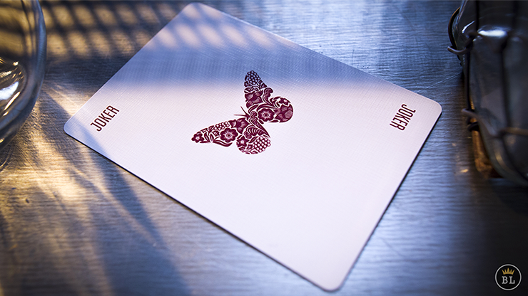 Butterfly Playing Cards Marked... MagicWorld Magic Shop