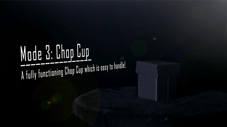 Transformer Chop Cup by Sean Yang... MagicWorld Magic Shop