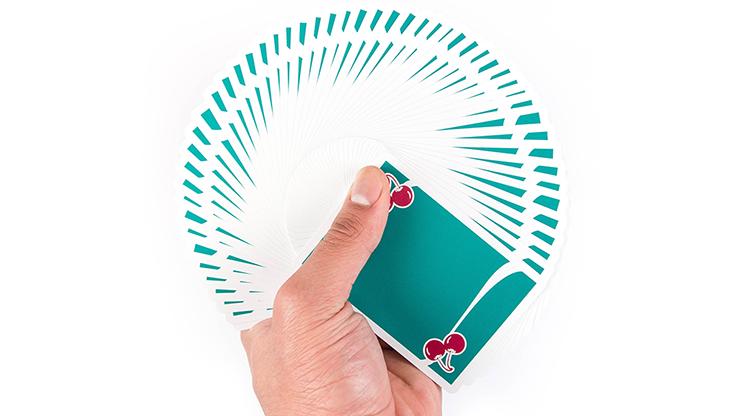 Cherry V3 Playing Cards MagicWorld Magic Shop
