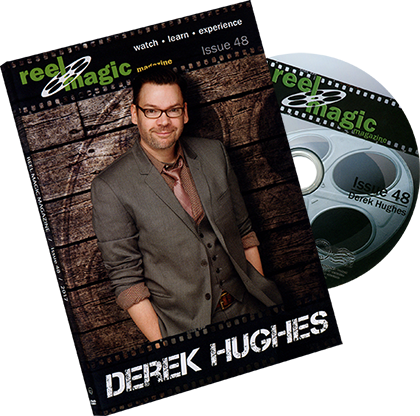 Reel Magic Episode 48 (Derek Hughes)... MagicWorld Magic Shop