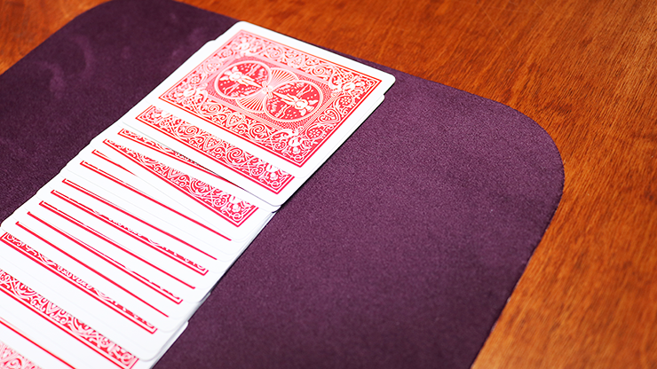 Close Up Pad (15 x 10 inch) Violet... MagicWorld Magic Shop