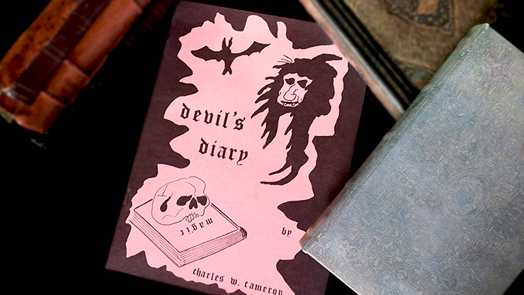 Devil's Diary by Charles W. Cameron... MagicWorld Magic Shop