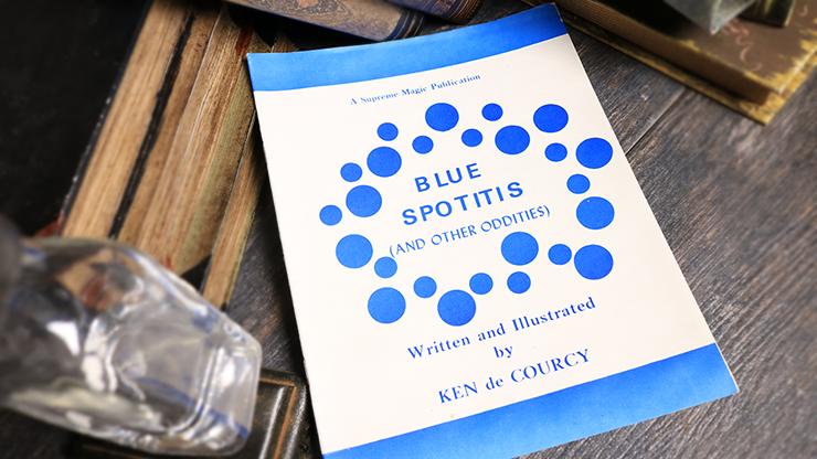 Blue Spotitis by Ken de Courcy... MagicWorld Magic Shop