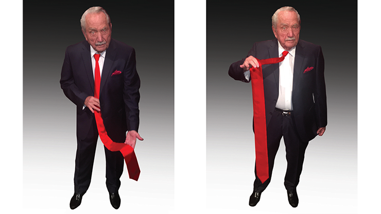 Amazing Presidential Lie Tie by... MagicWorld Magic Shop