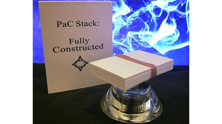 Pac Stack Fully Constructed Gimmicks And Online Instructions By