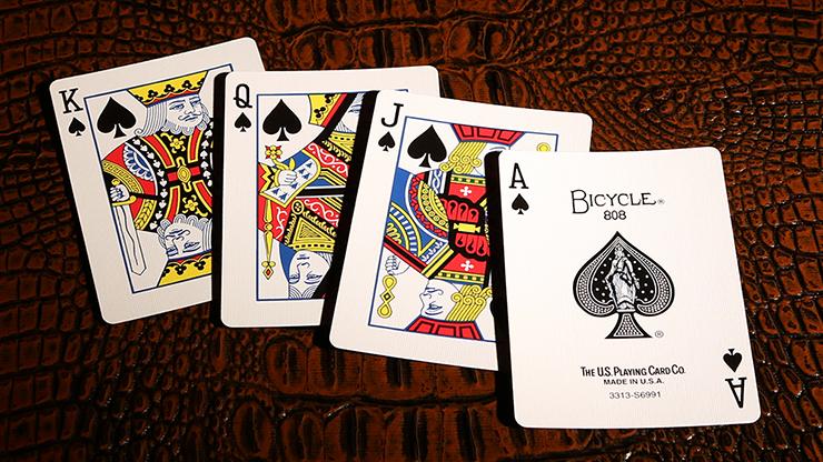 Harley Davidson Oil Playing Cards... MagicWorld Magic Shop