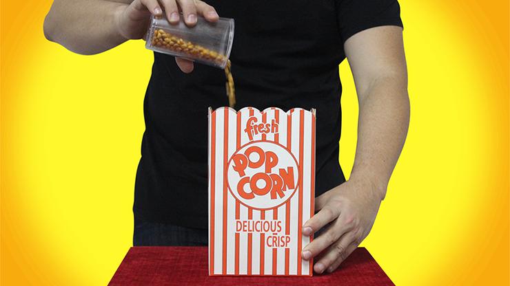 Popcorn Machine 3.0 by George Iglesias and Twister Magic - Trick