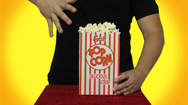 Popcorn Machine 3.0 by George Iglesias... MagicWorld Magic Shop