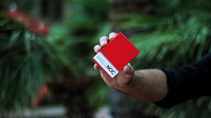 NOC Original Deck (Red) Printed... MagicWorld Magic Shop