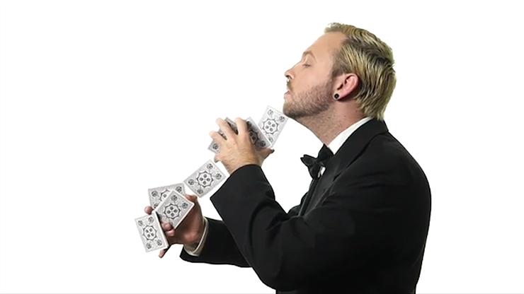 White Tally-Ho (Fan Back) Playing... MagicWorld Magic Shop
