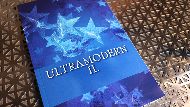 Ultramodern II (Limited Edition) by Retro Rocket - Book