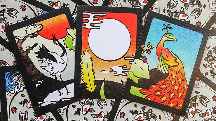 Hanami Hanafuda Playing Cards (Limited... MagicWorld Magic Shop