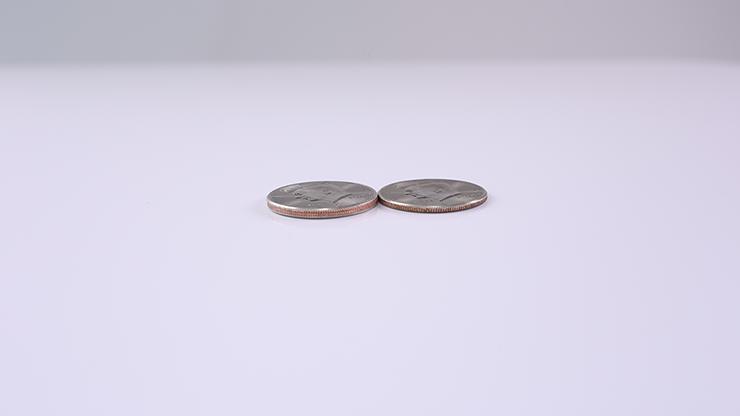 N4 Coin Set by N2G - Trick MagicWorld Magic Shop