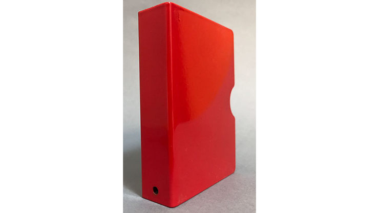 Card Guard (Red) by Bazar de Magia MagicWorld Magic Shop