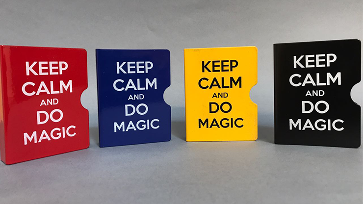 Keep Calm and Do Magic Card Guard... MagicWorld Magic Shop
