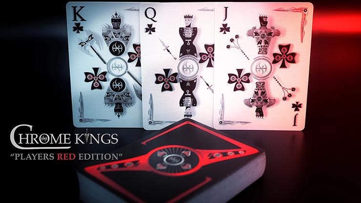 Chrome Kings Limited Edition Playing... MagicWorld Magic Shop