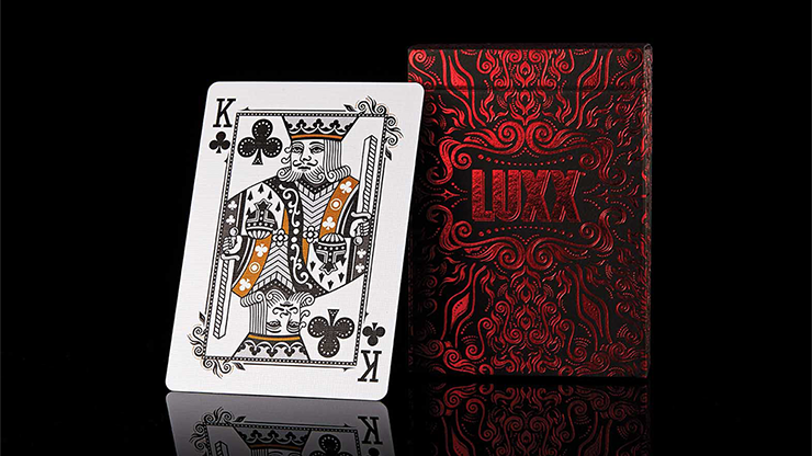 LUXX REDUX Playing Cards MagicWorld Magic Shop