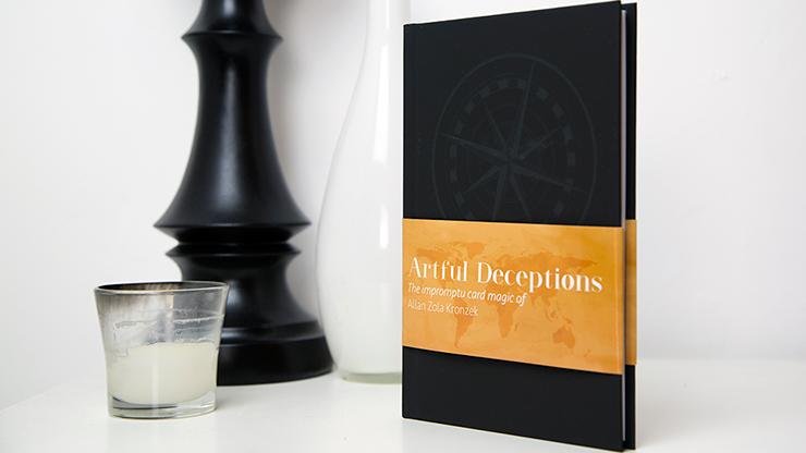 Artful Deceptions by Allan Zola... MagicWorld Magic Shop