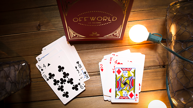 Offworld (Gimmick and Online Instructions)... MagicWorld Magic Shop