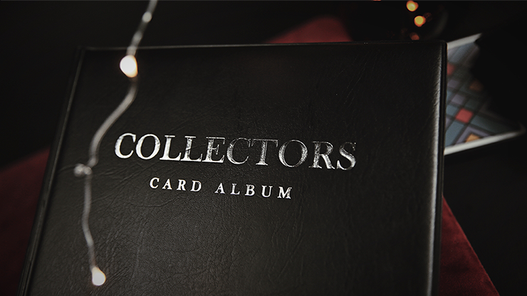 Collectors Card Album by TCC MagicWorld Magic Shop