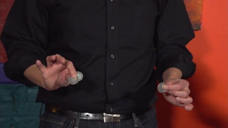 Kainoa on Coins: Three Why - DVD MagicWorld Magic Shop