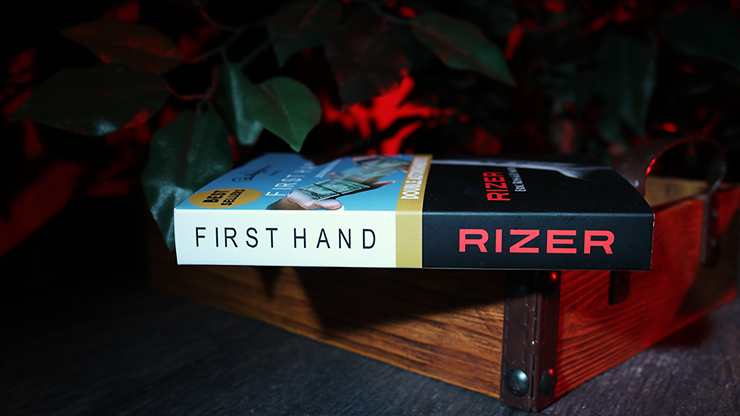 Paul Harris Presents First Hand/Rizer Double Astonishments by Justin Miller/Eric Ross and B. Smith