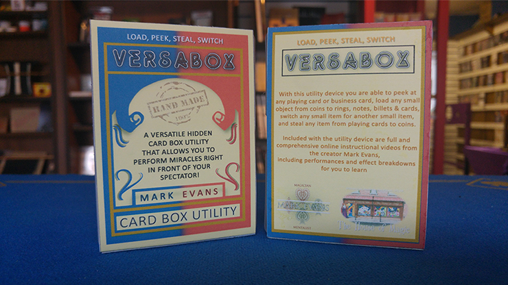 Versabox by House of Magic UK -... MagicWorld Magic Shop