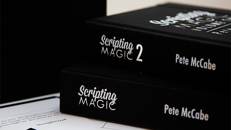 Scripting Magic Deluxe Set by Pete... MagicWorld Magic Shop