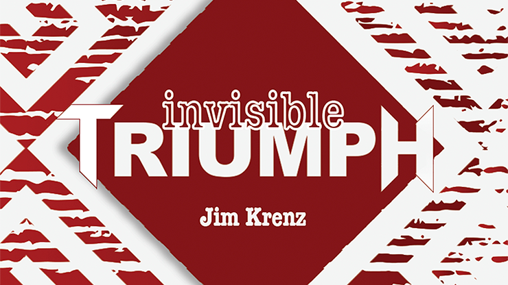 Invisible Triumph (Gimmicks and Online Instructions) by Jim Krenz - Trick