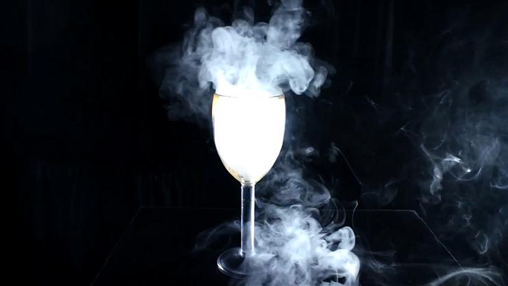 Smoke Cloud by Bond Lee and ZF Magic - Trick