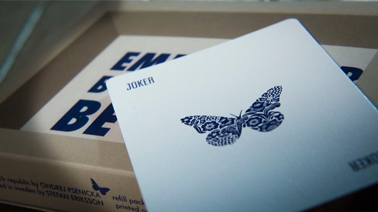 Refill Butterfly Cards Blue (2... MagicWorld Magic Shop