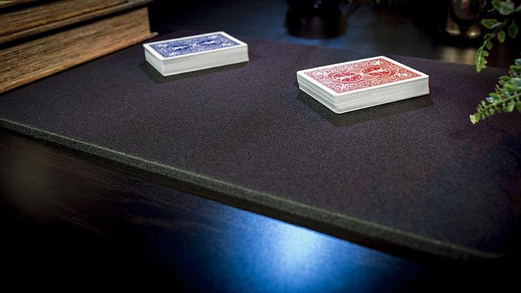 Deluxe Close-Up Pad 11X16 (Black)... MagicWorld Magic Shop
