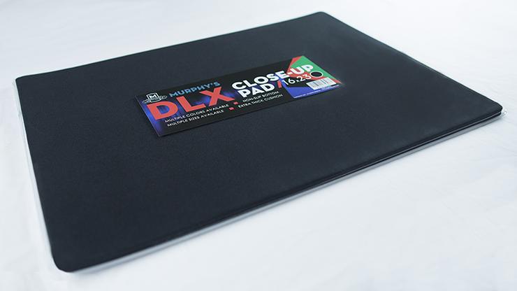 Deluxe Close-Up Pad 16X23 (Black)... MagicWorld Magic Shop