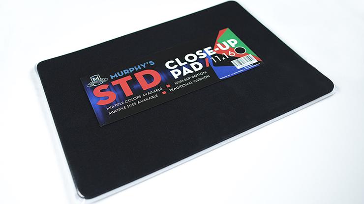Standard Close-Up Pad 11X16 (Black)... MagicWorld Magic Shop