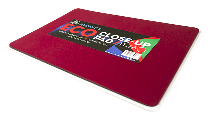 Economy Close-Up Pad 11X16 (Red)... MagicWorld Magic Shop