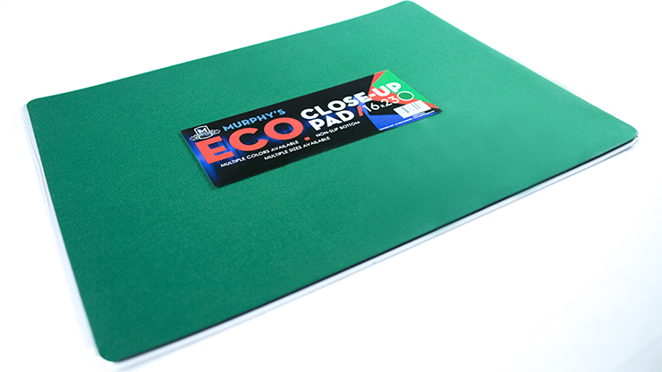 Economy Close-Up Pad 16X23 (Green)... MagicWorld Magic Shop