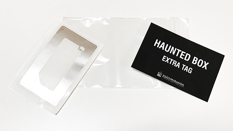 Extra Tag for Haunted Box by João... MagicWorld Magic Shop